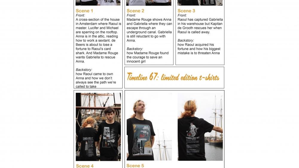 Tracey Dockree T-Shirts