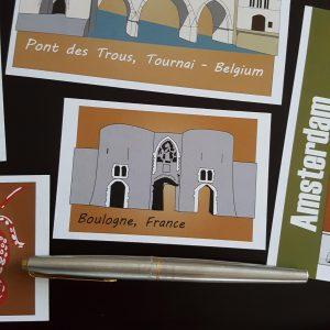 Boulogne sticker