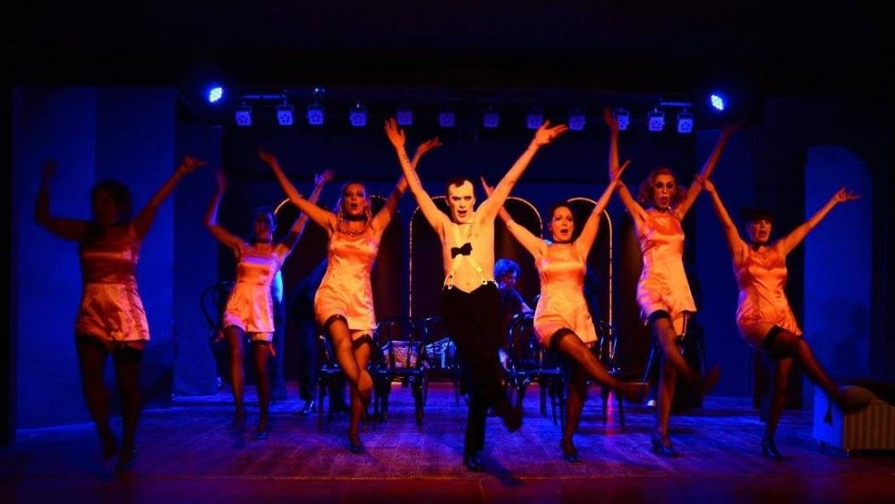 Cabaret costumes