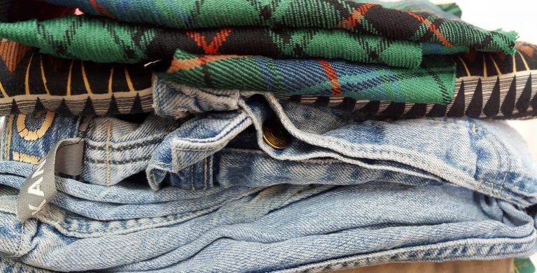 Clothing wanted for our Fabric Bank