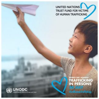 Empowering victims of trafficking